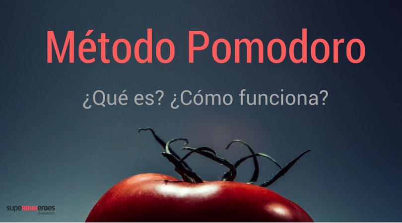 El método Pomodoro. ¿Funciona?