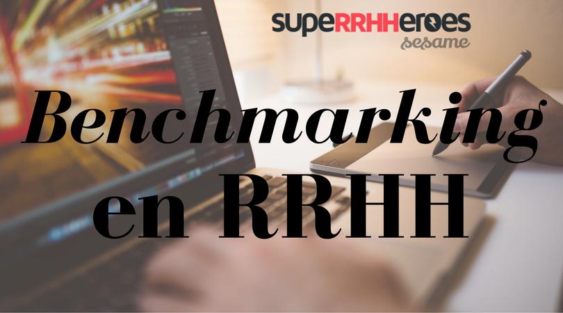 Ventajas del benchmarking para RRHH