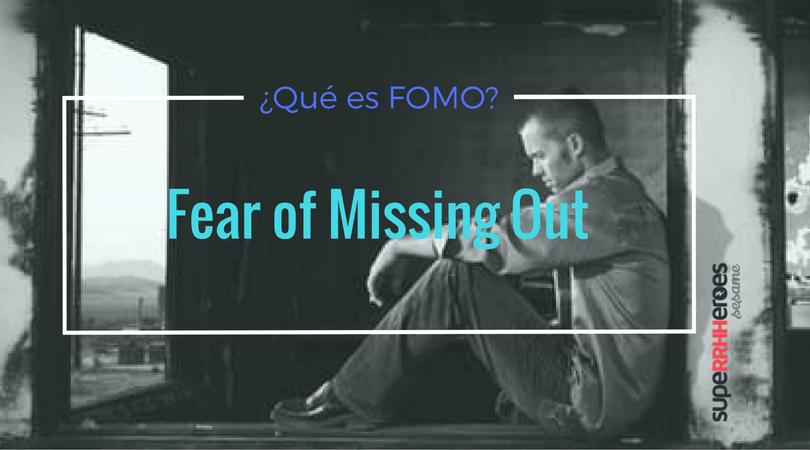 FOMO: un nuevo miedo social
