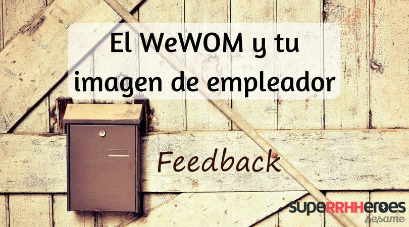 El  WeWOM y tu imagen de empleador