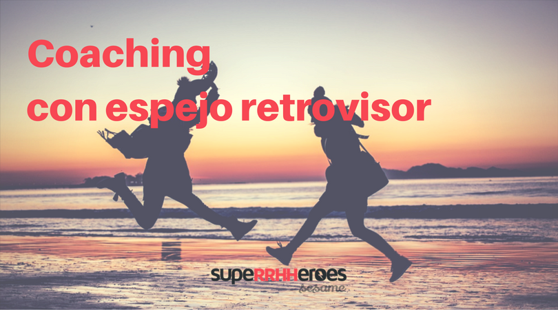Coaching con espejo retrovisor