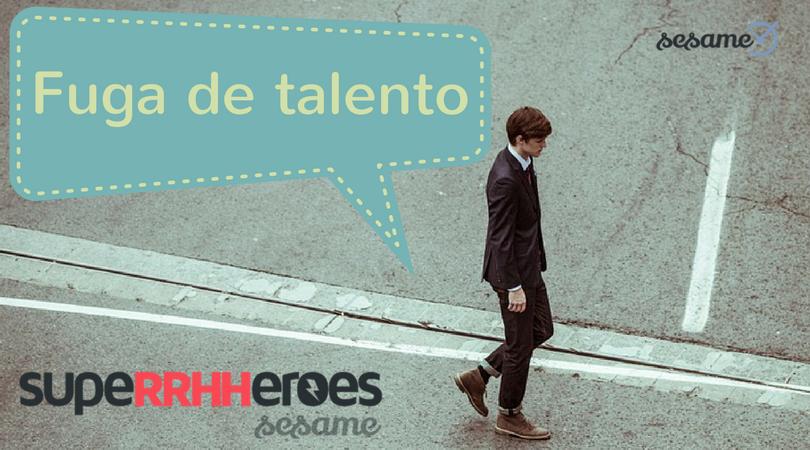 Por qué se produce la fuga de talentos