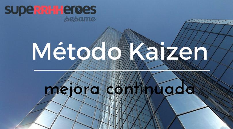 Qué es el Método Kaizen