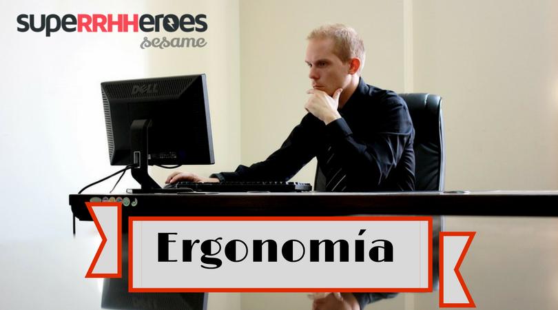 La ergonomía como máximo de productividad