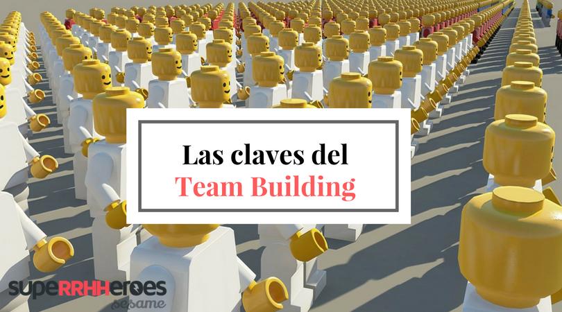 Claves para conseguir el éxito del Team Building