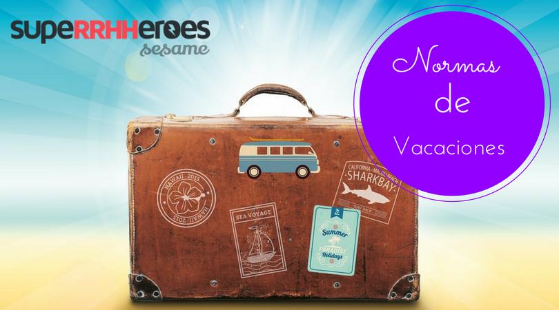 9 cosas que debes saber sobre las vacaciones