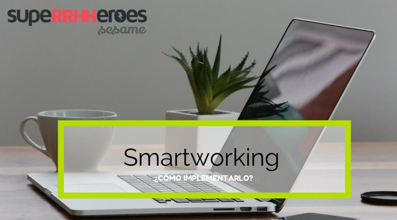 Smartworking con Sesame Time