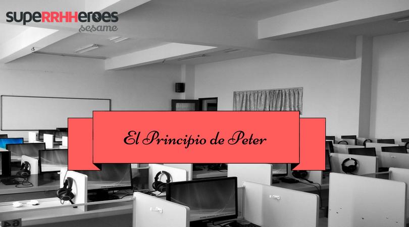 Qué es el Principio de Peter