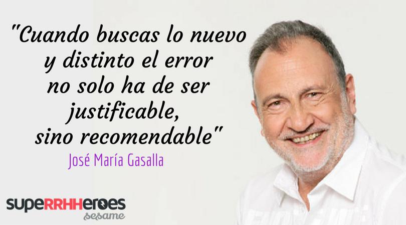 """José María Gasalla: """"La eficiencia económica disminuye cuando tú multiplicas el control"""""""
