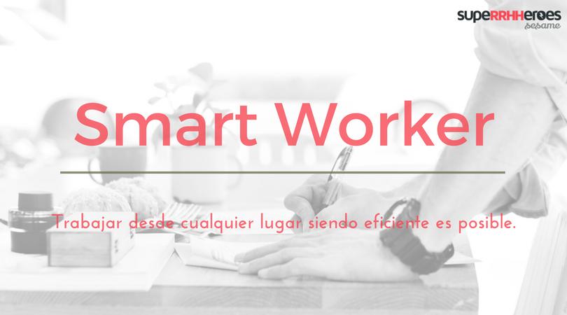 La figura del Smart Worker