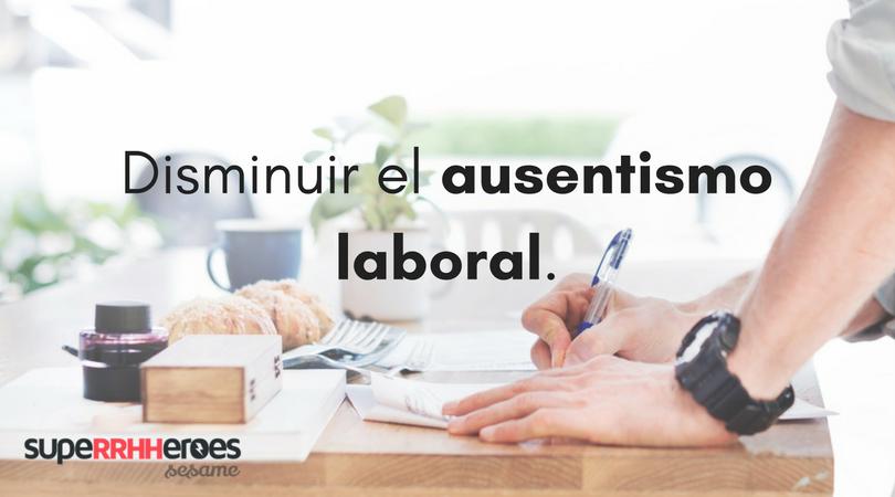 El ausentismo laboral: cómo reducirlo
