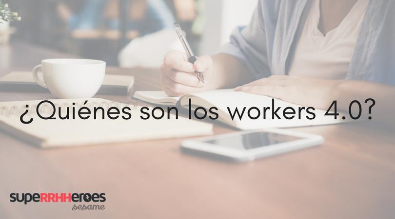 Los workers 4.0 y sus habilidades