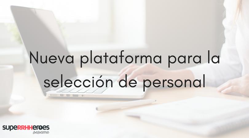 TalentHackers: plataforma para la selección de personal