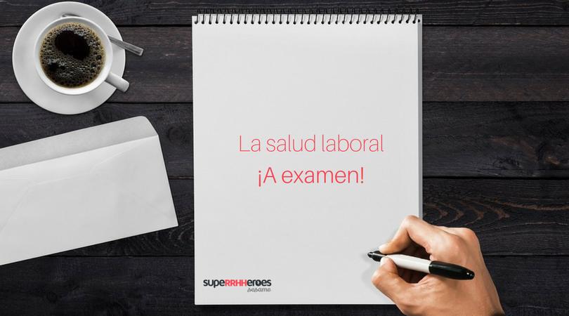 La salud en las empresas españolas a examen