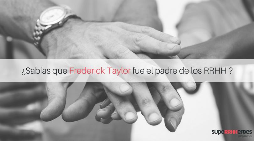¿Sabías que Taylor y los RRHH van de la mano?