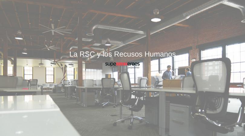 La RSC en el departamento de Recursos Humanos