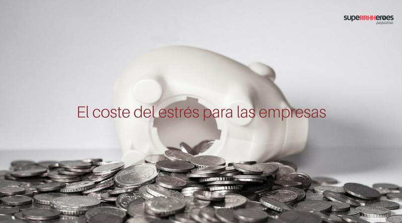 El coste del estrés a las empresas