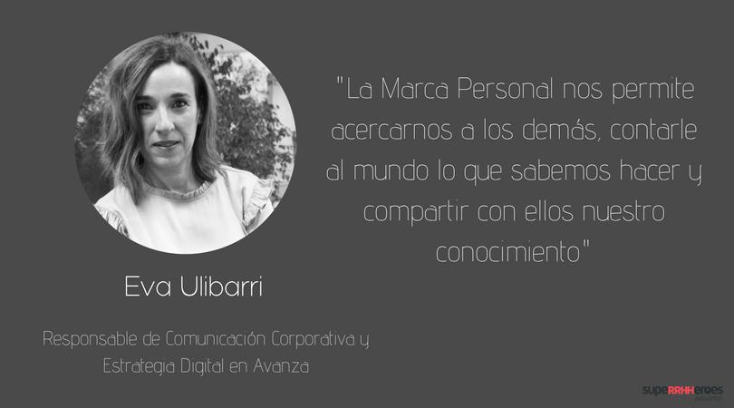 """Eva Ulibarri: """"La Experiencia del Empleado será una de las principales prioridades de los departamentos de RRHH"""""""