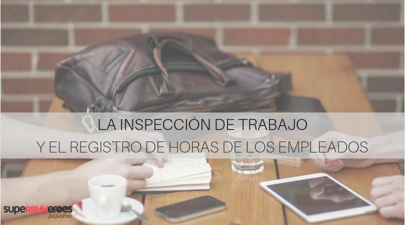 Registrar la jornada laboral para combatir el fraude
