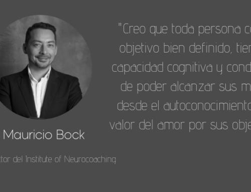 Mauricio Bock: «Nuestro enfoque es la ciencia detrás de la conducta humana.»