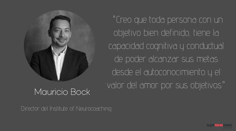 """Mauricio Bock: """"Nuestro enfoque es la ciencia detrás de la conducta humana."""""""