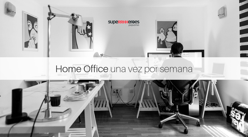 Home office una vez por semana, ¿sí o no?