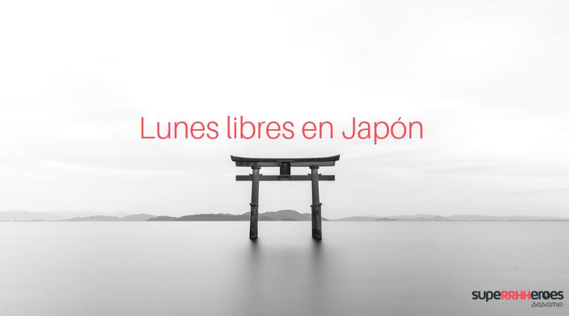Lunes libre en Japón para evitar Karoshi