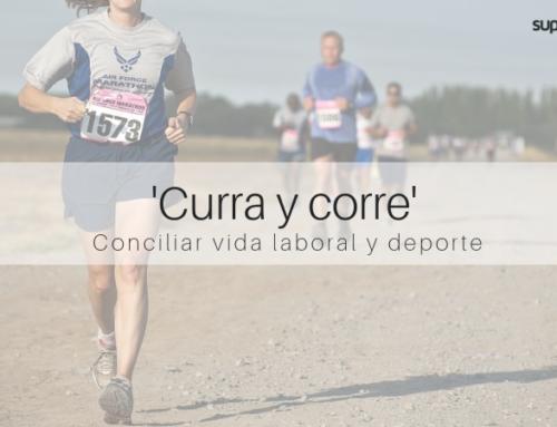 'Curra y Corre' conciliar vida laboral y running