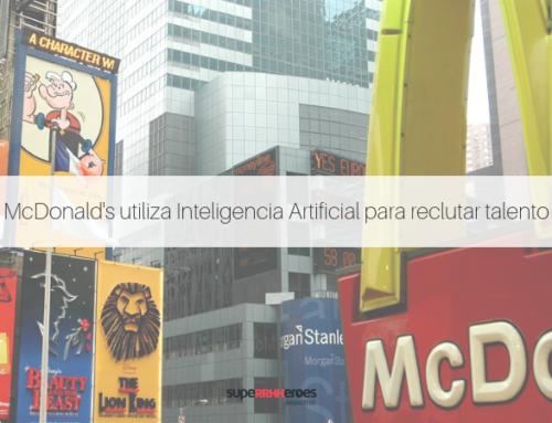 McDonald's busca talento con Inteligencia Artificial
