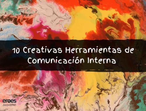 10 Herramientas creativas de comunicación interna