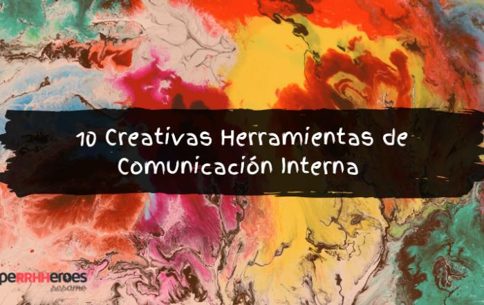 Acciones creativas para las empresas y su comunicación interna