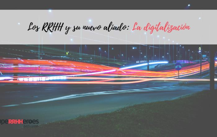 los recursos humanos en la era digital