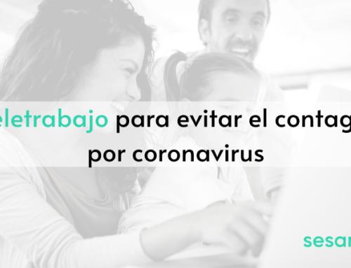 Teletrabajo: clave para evitar el contagio por coronavirus