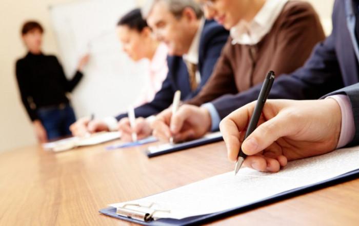 Desarrollo personal y capacitación para una empresa