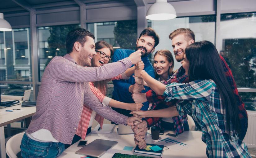 Juegos para unir equipos de trabajo